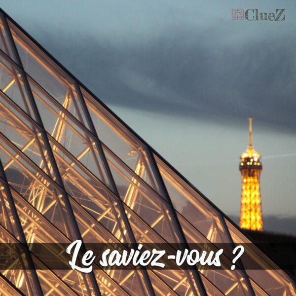 Louvre et Tour Eiffel