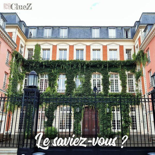 Hôtel Duret de Chevry
