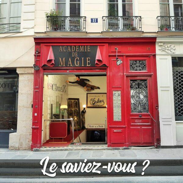 Académie de magie