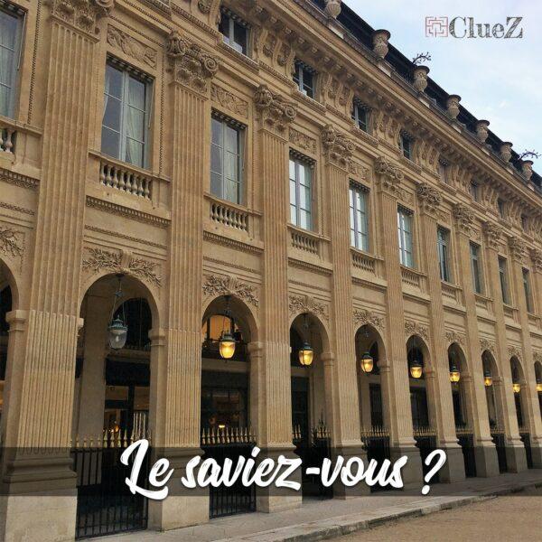 Galeries du Jardin du Palais-Royal