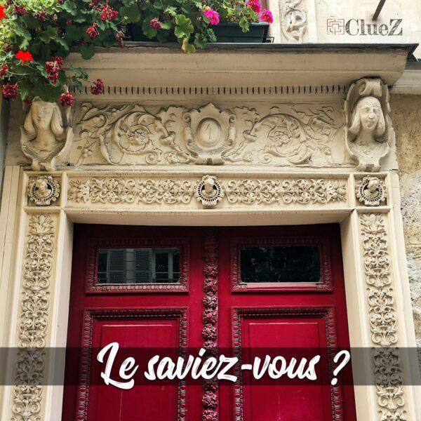 4 rue Rambuteau